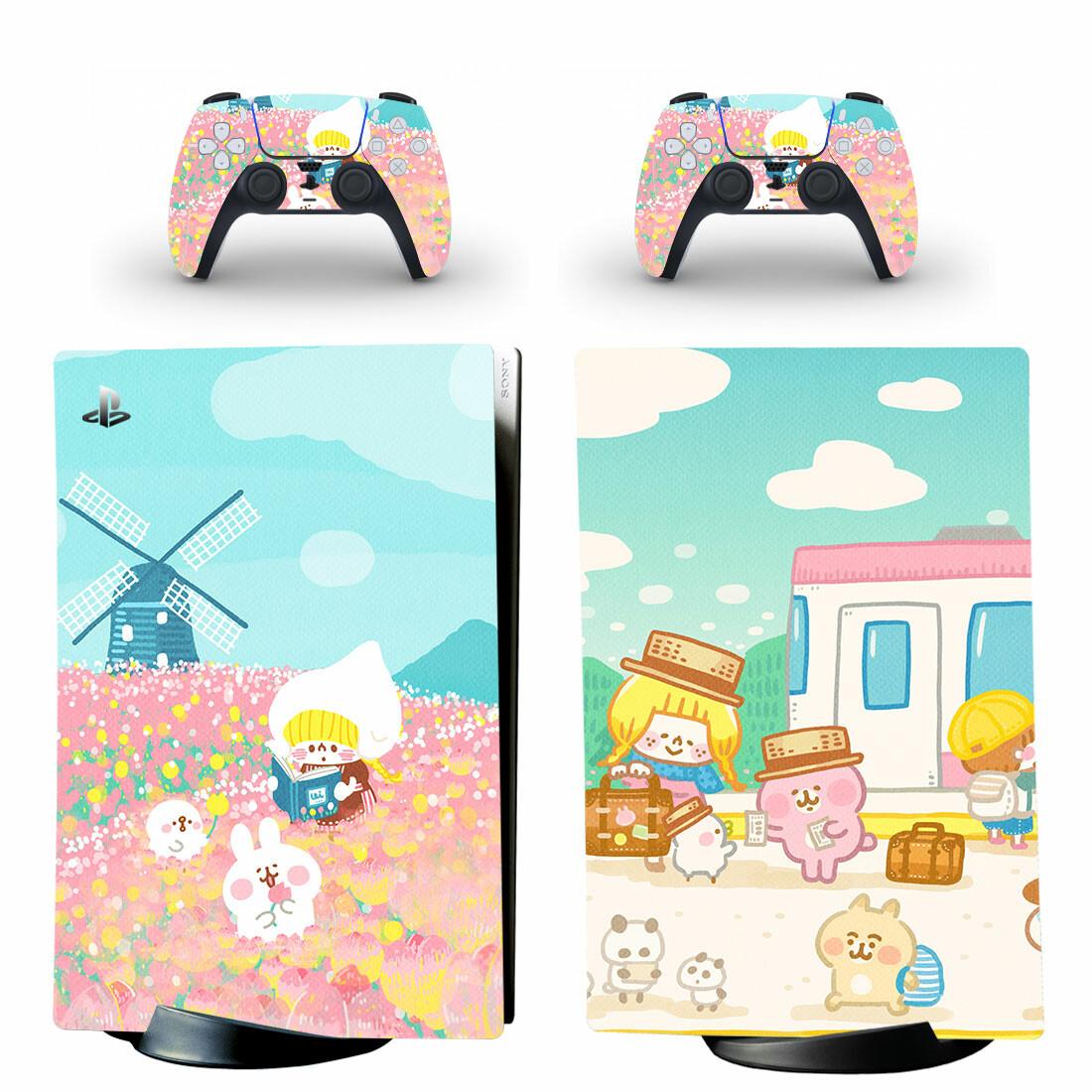 Kanahei PS5 Digital Edition Skin Sticker Decal