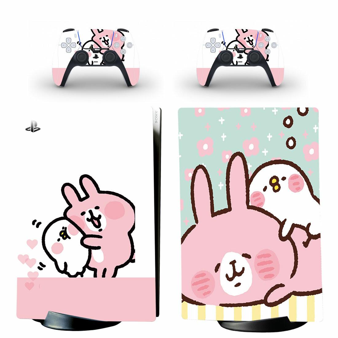 Kanahei PS5 Digital Edition Skin Sticker Decal Design 2