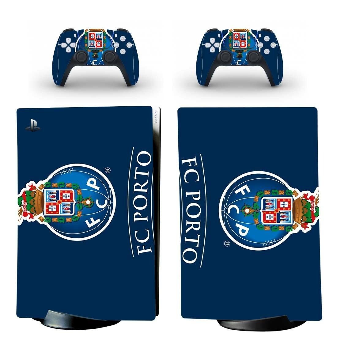 FC Porto PS5 Digital Edition Skin Sticker Decal