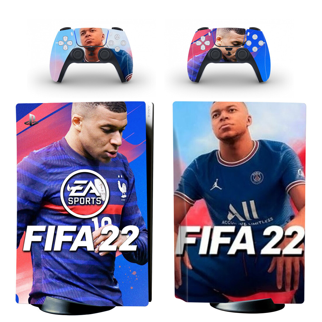 Fifa 22 Skin Sticker For PlayStation 5 And Controllers