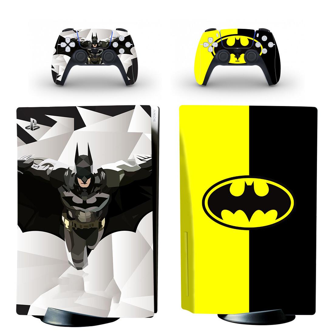 Batman Arkham Knight Sticker Decal For PlayStation 5