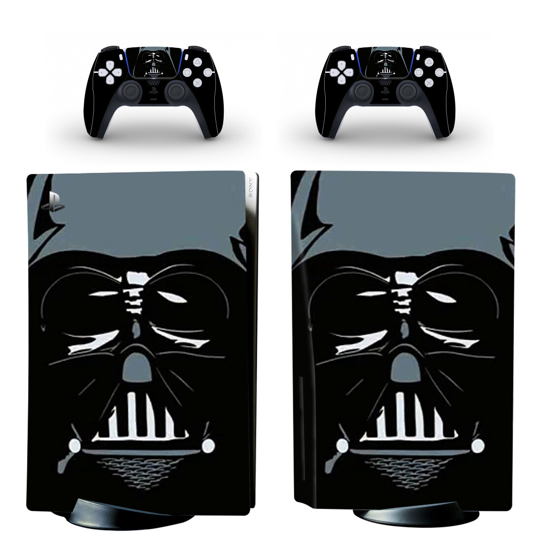 Star Wars Skin Sticker For PlayStation 5 And Controllers