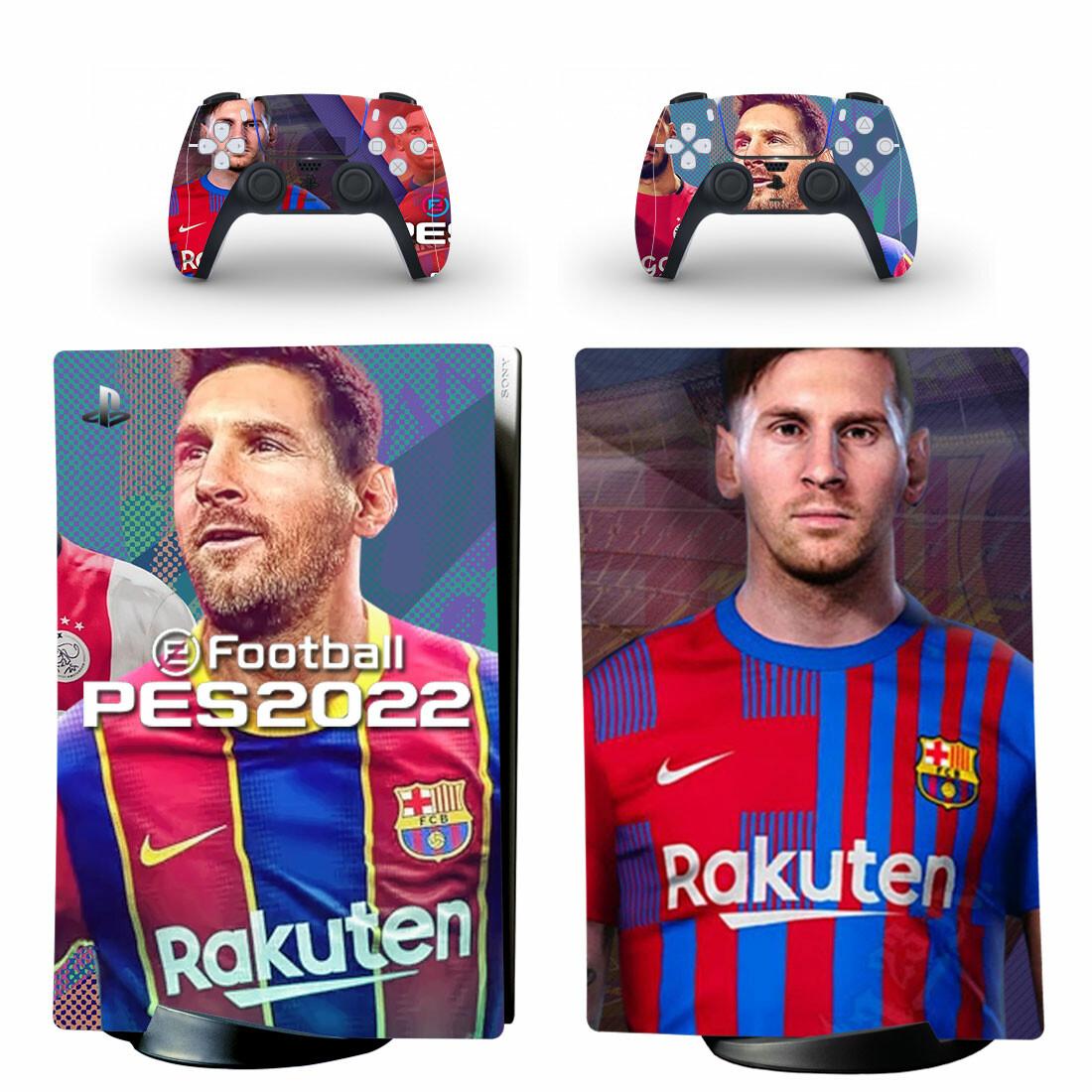 Football PES2022 PS5 Digital Edition Skin Sticker Decal