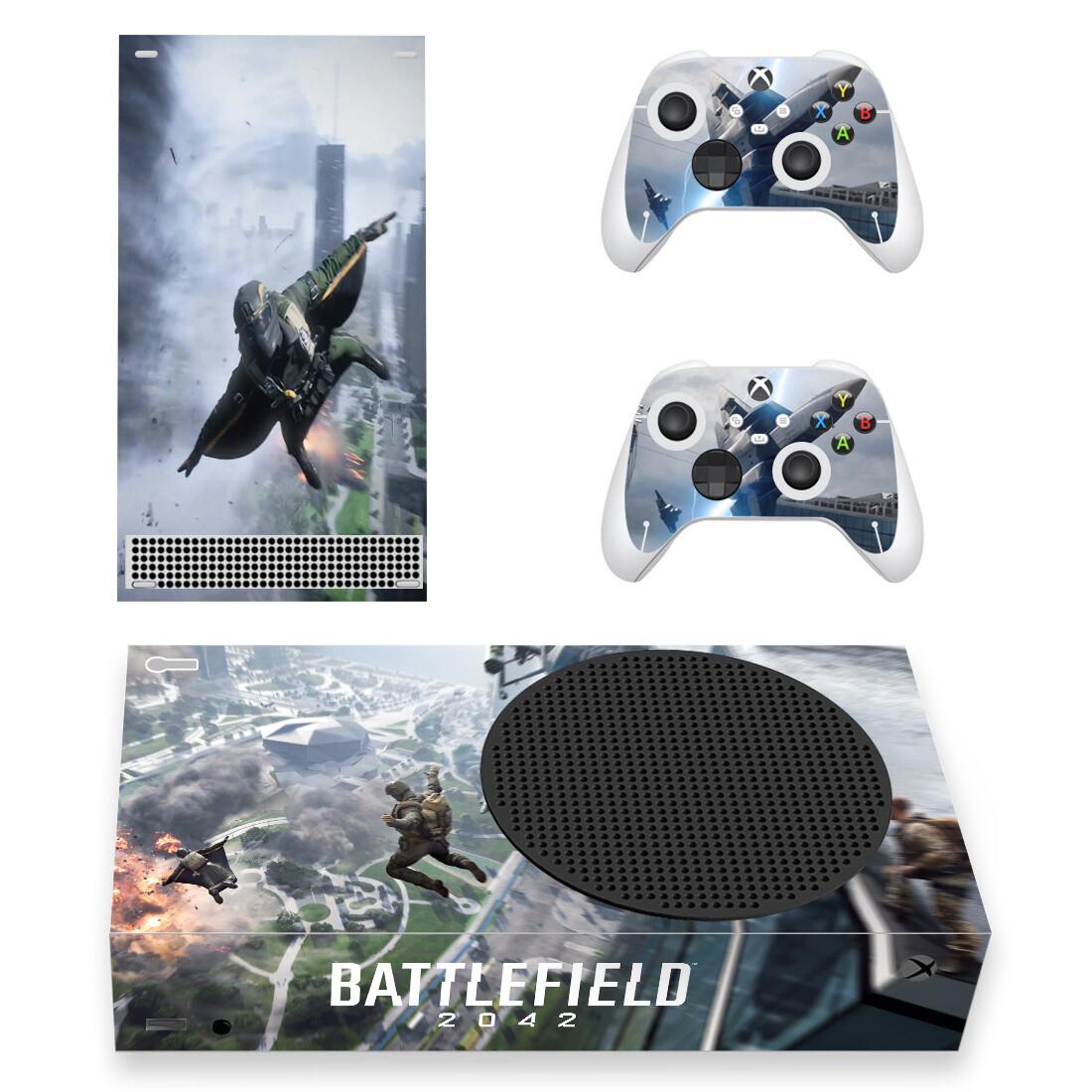Battlefield 2042 Skin Sticker Decal For Xbox Series S