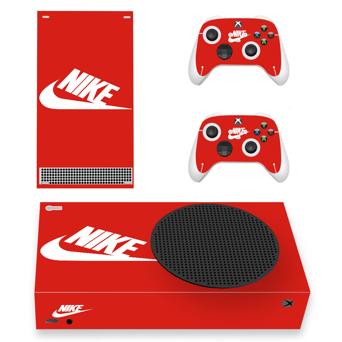 Nike Skin Sticker Decal For Xbox Series S