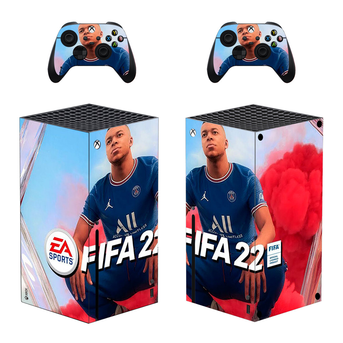 FIFA 22 Skin Sticker For Xbox Series X And Controllers